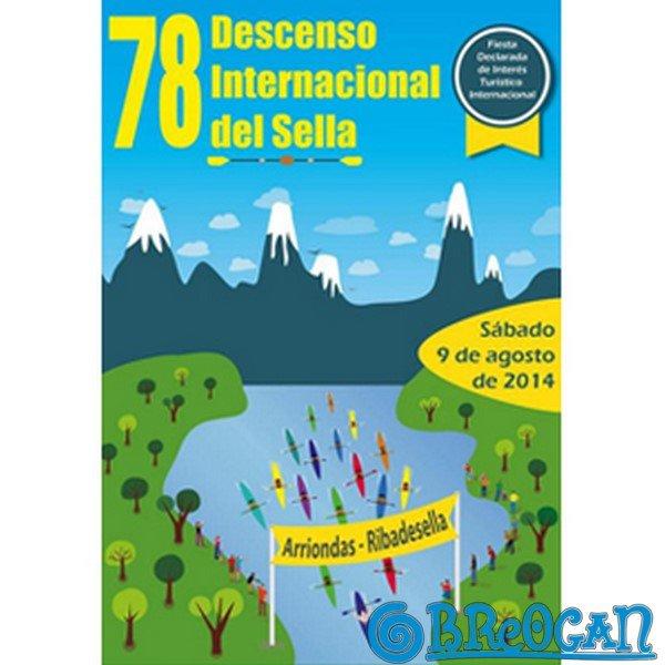 Cartel 78 Descenso del Sella (Copiar)