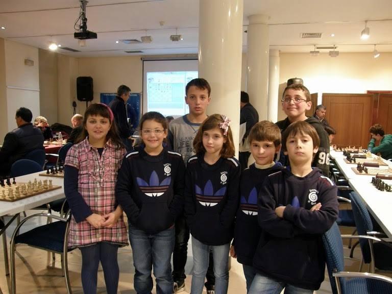 Liga Galega Xadrez III